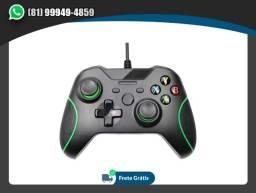 Controle Com Fio Xbox One Preto