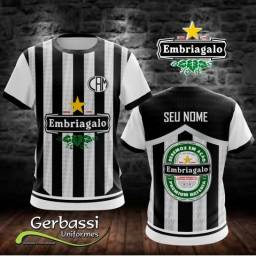 Camisa Embriagalo- Heineken feita apenas por encomenda