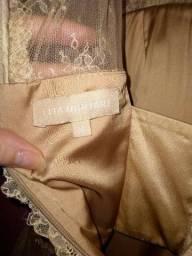 Vestido longo Lita Mortari TM médio lindo