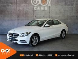 Título do anúncio: Mercedes-Benz C-180 1.6 Turbo 16V/Flex 16V Aut. 2014/2015