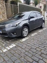 Vendo Corolla 2017 GLI upper 1.8( gnv injetado )