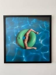 Quadro Pool Headless - 60x60cm