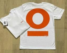 Variedade de camisas - P ao GG