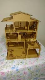 Casa em MDF