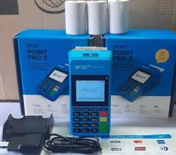 Maquininha Point Pro 2 (com impressão) Mercado Pago