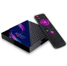 Tvbox H96 Mini V8 Android 10.0 2gb16gb 4k Ultra Hd
