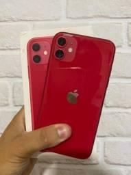 iPhone 11 RED de 64G