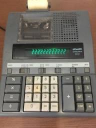 Calculadora de Mesa Olivetti Divisumma 812