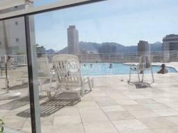 Apartamento com 2 dorms, Vila Belmiro, Santos - R$ 480 mil, Cod: 3082