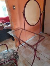 Penteadeira vidro