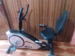Bicicleta ergométrica kikos kr 8.6 SEM painel digital
