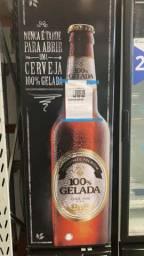 L- Cervejeira slim 284 Litros