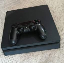 Título do anúncio: Playstation 4 troca