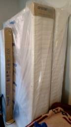Cama box mais guarda roupa novo na  caixa se estiver interessado chama no zap