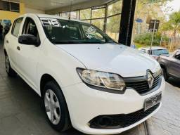 Título do anúncio: Renault Sandero 1.0 12v SCE Flex Authentique 2018