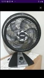 Vendo um ventilador Arno turbo 40cm.