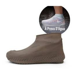 Protetor de calçados impermeável