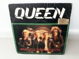 LP Queen - Crazy little thing called love (LP menor)