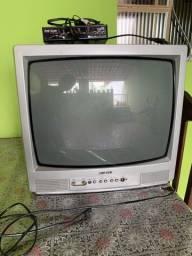 Vendo televisão 21 polegadas com conversor