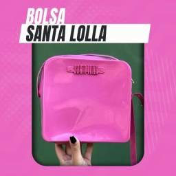 Bolsa (Leia a Descrição) Bolsa Santa Lolla Lateral Nova Várias Cores