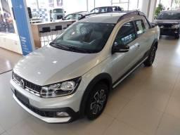 Volkswagen Saveiro Cross cab. dupla 0km 2022