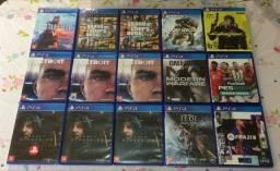 Venda ou troca de jogos PlayStation 4