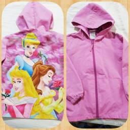 Casaco Infantil DisneyStore Princesas