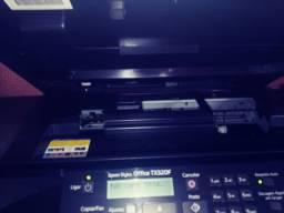 Impressora, scanner.