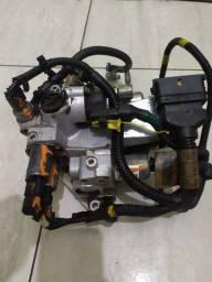 Robo dualogic completo para retirada de peças