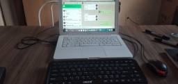 Macbook White 2010, funcionando.
