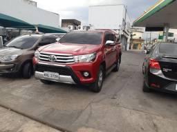 Hilux 4x4 diesel ano 2016