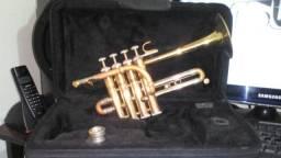 Trompete Piccolo Sib