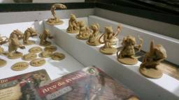 Mice And Mystics Boardgame Rpg