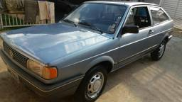 Gol cl 1.6 cht alcool original 2 dono km 63000 manual chave reserva - 1994