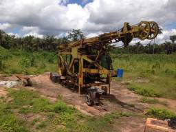Máquina de perfurar poço