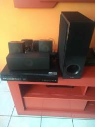 Home theater LG com internet