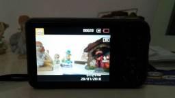 Vendo câmera Samsung digital HD