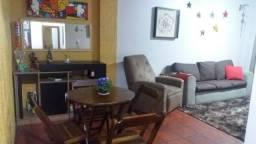 Apartamento de 1 dormitório para virada do ano em Torres