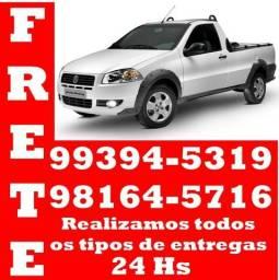 Frete Manaus 993945319 melhor preço e serviço