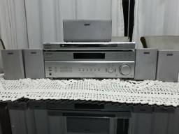 Home Theater + DVD Sony