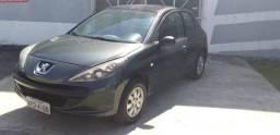 Peugeot 207 2008/2009 1.4 xr 8v flex 4p manual - 2009