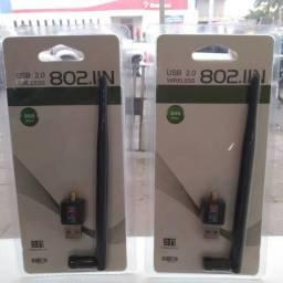 Adaptador Wifi Usb Wifi 600mbps ( Loja na Cohab)-Total Segurança na Sua Compra. Adquira Já