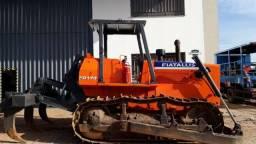 Trator Esteira Fiatallis- FD 170 ano 2000-