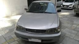 Toyota Corolla 1.8 XLi 16V - Único Dono - 2001