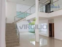 Sobrado residencial à venda, Residencial Aldeia do Vale, Goiânia - SO0033.