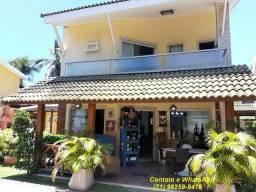 Casa com Piscina e Área gourmet, jardim, Ipitanga, Lauro de Freitas
