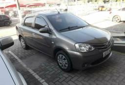 Etios 1.5AT Xs Sedan - Multimídia - Piloto Automatico - Novo Demais