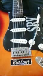 Usado, Guitarra Fender Stratocaster SRV Luthier comprar usado  São Paulo