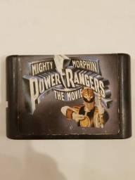 Power rangers the movie de mega drive comprar usado  Porto Alegre