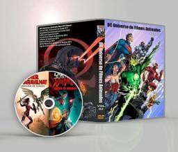 DC Universo Animado Saga Completa